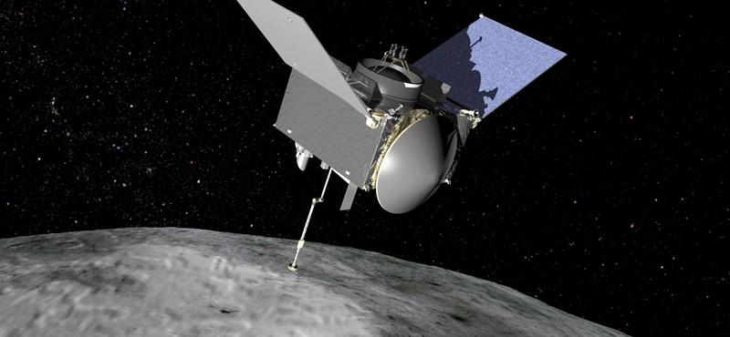 Megjött a felvétel: végre látótávolságba ért a NASA űrszondája az aszteroidával, amelyre le fog szállni