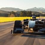 5 ezer kilométert bír a motorja a bárki által megvásárolható új F1-autónak