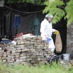 Kukába rejtve találtak egy holttestet a III. kerületben