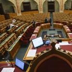Huszonegy előterjesztésről szavaz jövő kedden a parlament
