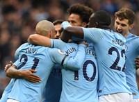 Fellebbezett a Manchester City a BL-kizárása ellen