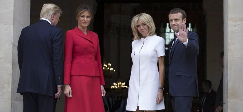 Trump állítólag azt javasolta Macronnak, hogy Franciaország hagyja ott az EU-t