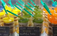Oltások ihlette szuri mousse-szal csábít egy magyar cukrászda