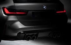 Hivatalos és már fotónk is van róla: jön az első kombi BMW M3