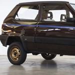 Itt az elektromos retrohullám, és vele egy Fiat Panda 4x4 villanyautó