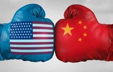 Trumpnak úgy kellett a tűzszünet Kínával, mint egy falat kenyér