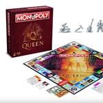 Rajongók, figyelem! Brian May bemutatja a Queen Monopolyt