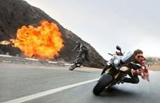 Lehetetlen küldetésnek tűnik a Mission: Impossible forgatása Olaszországban