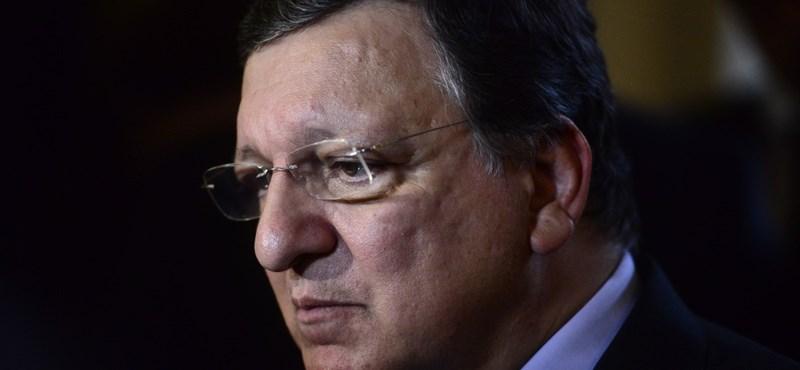 Felmentették Brüsszelben a Goldman Sachshoz szerződő José Manuel Barrosót