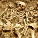 iPhone-nak látszó tárgyat találtak egy kétezer éves csontváz mellett