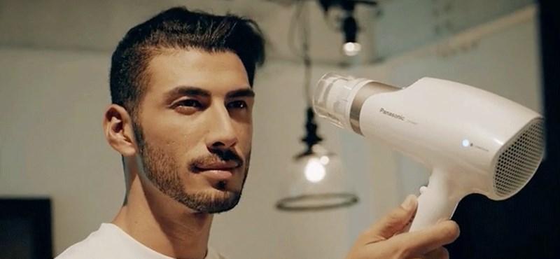 Itt az újfajta hajszárító: gyorsabb, kíméletesebb hajszárítást ígér a Panasonic