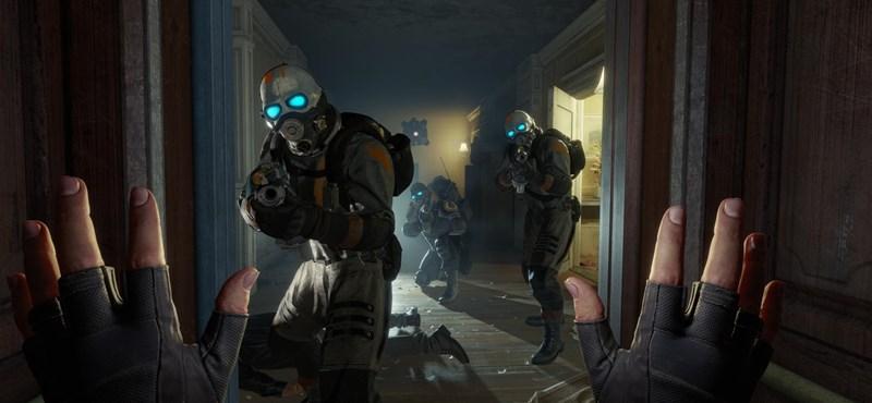 Zseniális az új Half-Life, csak ne lenne luxuscikk