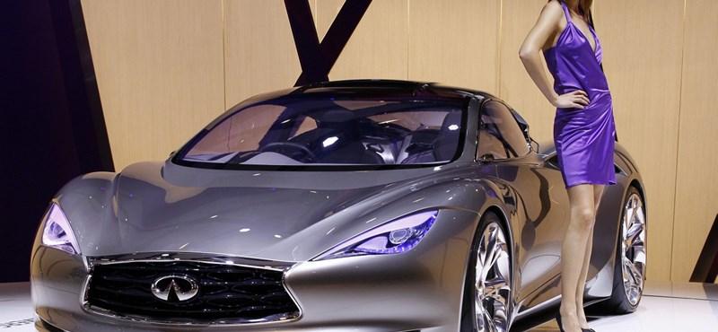 Párizsi Autószalon 2012 - fótók az első napról