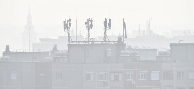 Már most rosszabb Budapest levegője, mint a lezárások előtt volt
