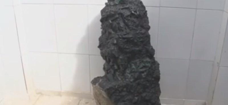 Gigantikus smaragdot találtak Brazíliában, de volt már ennél nagyobb is – videó