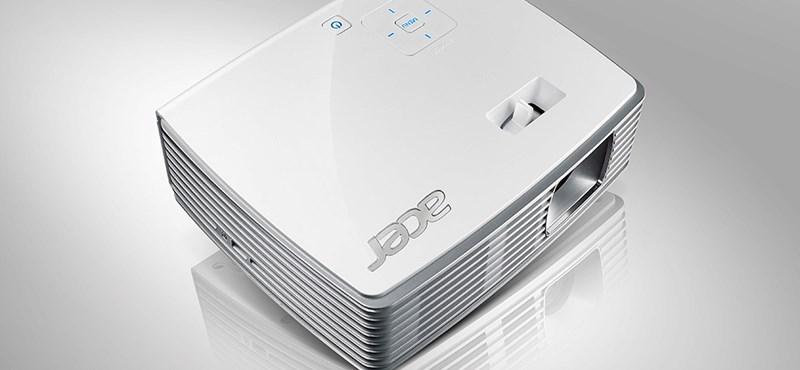 Megérkezett az Acer új mini projektora!