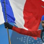 Olyat tett az olimpián a francia sílövő, amire korábban még senki sem volt képes