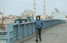Törökországban a fertőzöttek száma átlépte a 30 ezret