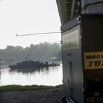 Újra járnak a vonatok az újpesti vasúti hídon