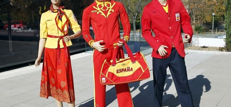 Párját rikítja: olimpiai dresszmustra