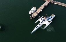 Hamarosan útnak indítják az önvezető hajót, amely több mint 5000 kilométert tesz meg teljesen egyedül