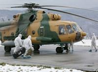 Két magyar katonát koronavírussal hozhattak haza Boszniából