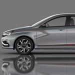 Orosz versenyző: itt az új Lada Vesta Sport, mutatjuk a belsejét is