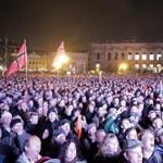Hatalmas Pegida-tüntetést tartanak Drezdában, Orbánt is idézik - fotók
