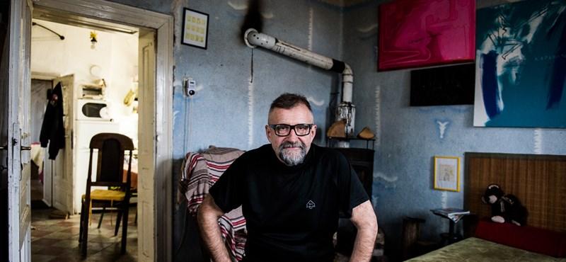 """""""De hát ezt eszik Pomázon"""" - interjú Wahorn Andrással"""