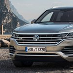 Dízel csúcsragadozó: 25 milliótól indul itthon a 422 lóerős gázolajos VW Touareg