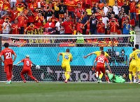 Ukrajna kiszenvedte a győzelmet Észak-Macedónia ellen