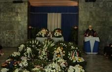 Eltemették Bálint Györgyöt