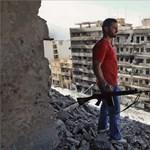 A líbiai harcok miatt került bajba a Vegyépszer