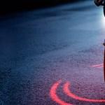 Ennek a lámpának minden kerékpáron ott lenne a helye, megcsappanhatna a balesetek száma