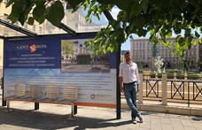 Budapesten is lesz növényekkel beültetett buszmegálló