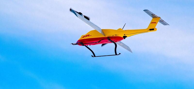 Egyszer majd drón csönget a postás helyett