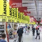 Egyetlen Lidl sem nyit ki ma, de Auchan és Media Markt igen