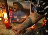Nápolyt megrengette Maradona halála - galéria