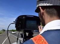 Több ezer gyorshajtót fogott a rendőrség