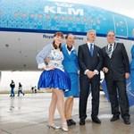 A KLM bioüzemannyaggal működő járatokat indít Amszterdam és Párizs között