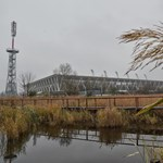 Beázott a Fehérvár egy évvel ezelőtt átadott, 14 milliárdos stadionja