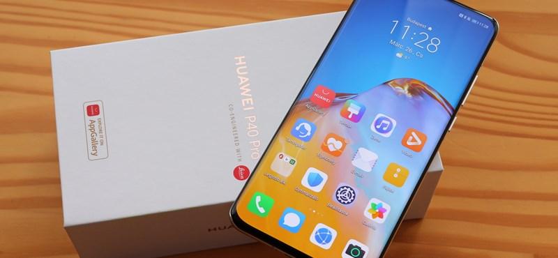 Slusszkulcs nélküli álomautó: teszten a Huawei P40 Pro