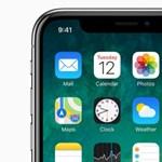 Így lehet láthatatlanná tenni az iPhone X zavaró problémáját – képek