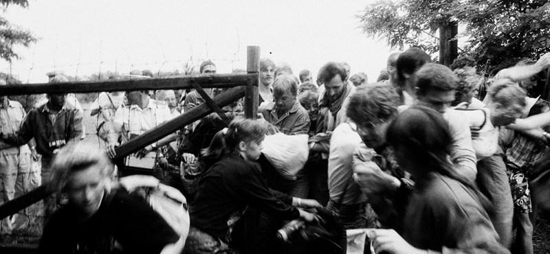 Páneurópai piknik 25.: És akkor pár órára eltűnt a vasfüggöny