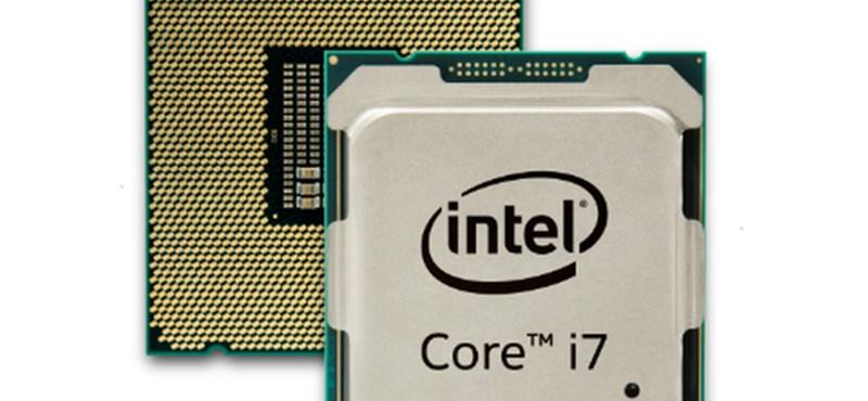 Tényleg extrém: itt az Intel eddigi legerősebb processzora
