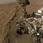 Begyűjtötte az első mintákat a Mars agyagos területéről a Curiosity