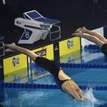 Hosszú lett a legjobb, világcsúcs is született az új úszóverseny-sorozat budapesti állomásán