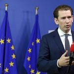 Mától Ausztria az EU soros elnöke