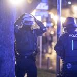 Komoly zavargások voltak szombat éjjel Stuttgartban