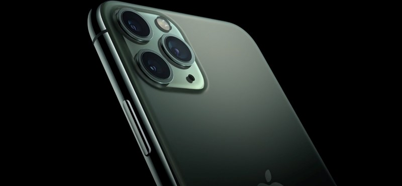 Frissítsen, ha újabb iPhone-ja van, szebb képeket fog tudni csinálni